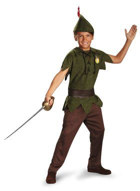 Peter Pan Disney Costume For Toddlers