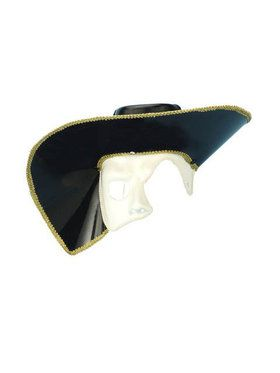 Phantom Mask with Hat