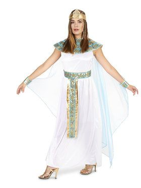 Pharaoh's Queen Costume For Adults