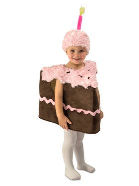 Piece of Cake Child Costume