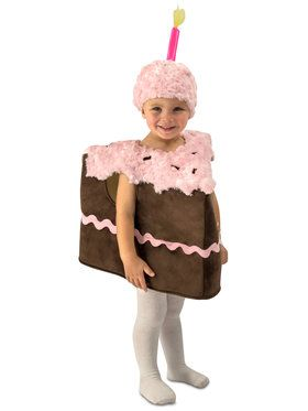 Piece of Cake Infant Costume