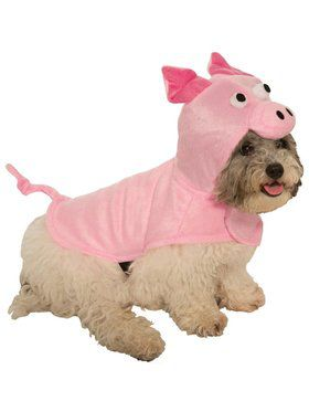 Piggy Costume for Pet
