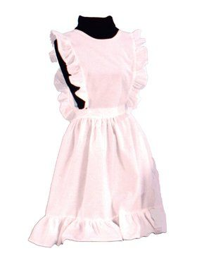 Pinafore Apron Adult