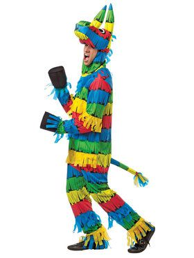 Adult Pinata Costume For Adults
