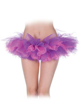 Pink and Purple Women's Tutu