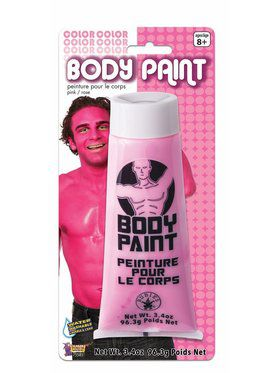 Body Paint - Pink