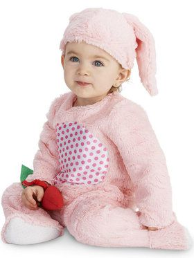 Pink Bunny Infant Costume for Halloween