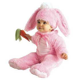 Pink Bunny Newborn/infant Costume