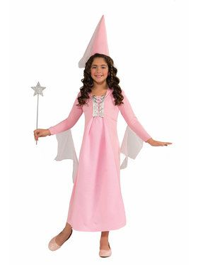 Pink Princess Girl's Costume