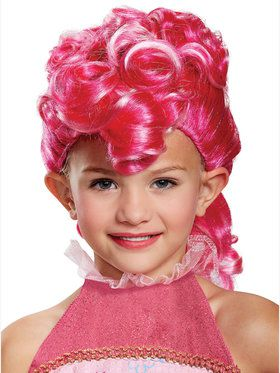 My Little Pony Movie Pinkie Pie Kid's Wig
