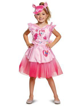 Pinkie Pie Tutu Deluxe Toddler Costume