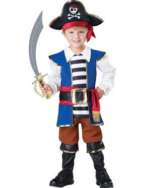 Pirate Boy Costume Toddler