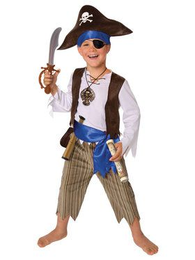 Pirate Costume For Children