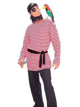 Pirate Matie Adult Shirt