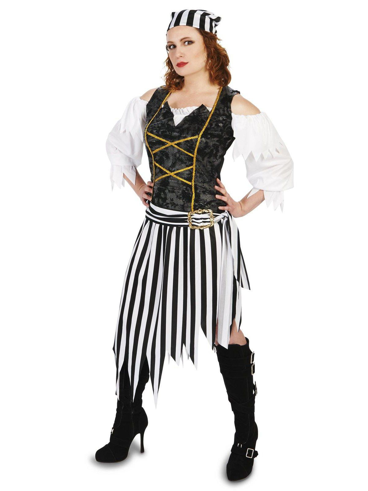 pirate princess adult costume for halloween