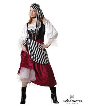 Pirates Wench Elite Adult Costume