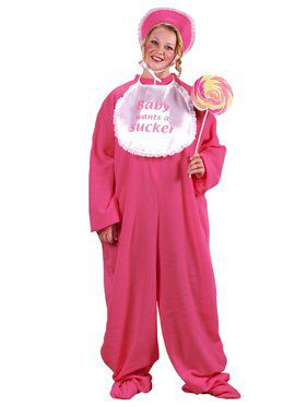 Pj Jammies Adult Plus Woman Costume