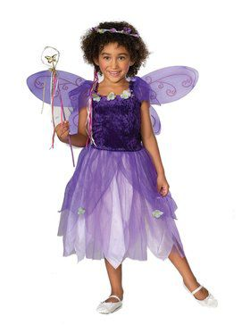 Plum Pixie Toddler Costume