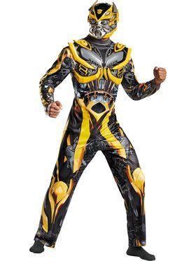 Plus Size Bumblebee Deluxe Adult Costume