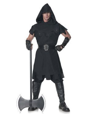 Plus Size Executioner Women's Plus Size Costume