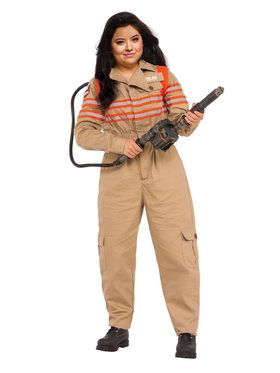 Plus Size Grand Heritage Women's Ghostbusters 3 Costume