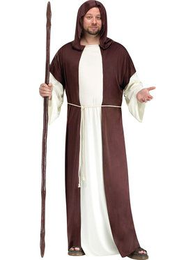 Plus Size Men's Jesus or Joseph Costume