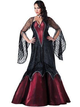 Plus Size Piercing Beauty Adult Plus Size Costume