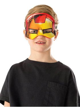 Plush Avengers 2 Iron Man Mask