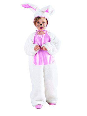 Plush Bunny - Toddler Child Costume