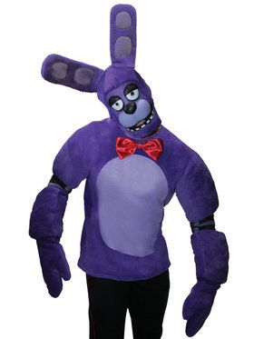 Plush Five Nights at Freddy's Adult Bonnie Costume