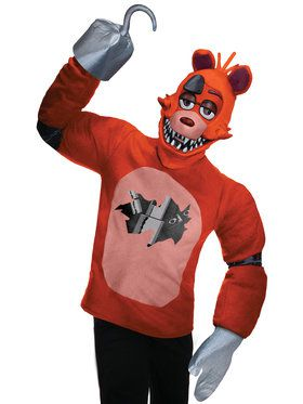 Plush Five Nights at Freddy's Adult Foxy Costume