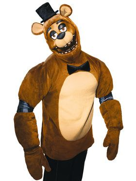 Plush Five Nights at Freddy's Adult Freddy Costume