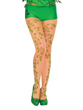 Poison Ivy Adult Tights