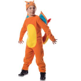 Pokemon Charizard Boy's Costume