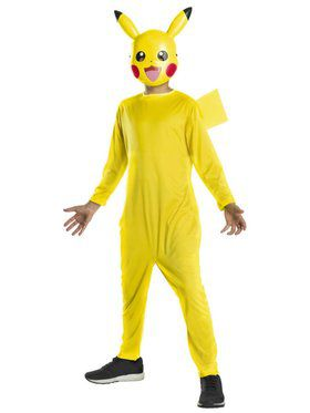 Pokemon Pikachu Costume for Kids