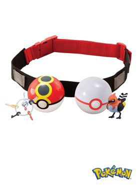 Pokemon Poke Ball Clip 'n' Carry Belt