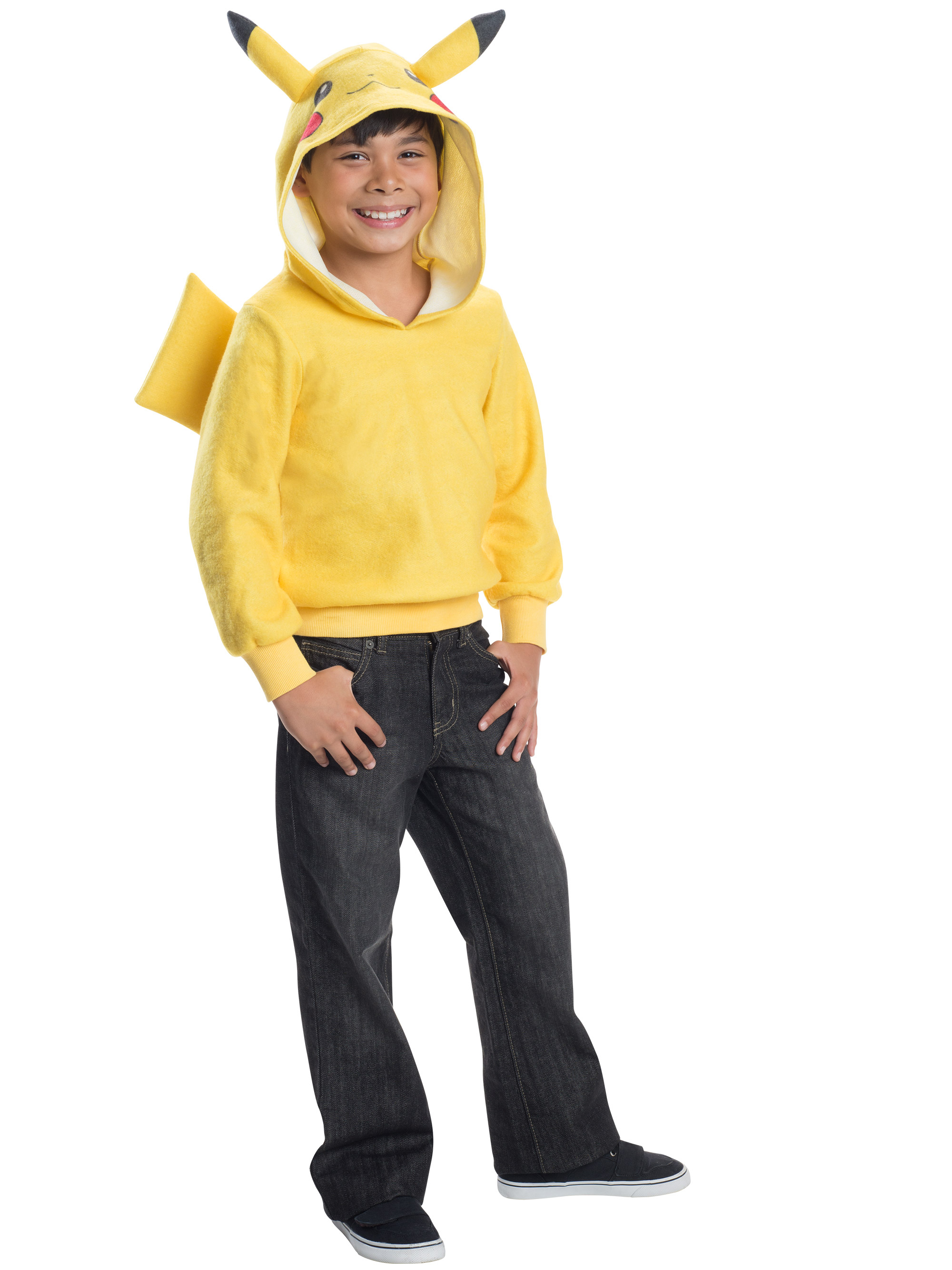 Pikachu Costume For Kids R610527-M