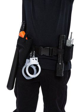 Police Dress Up Kit