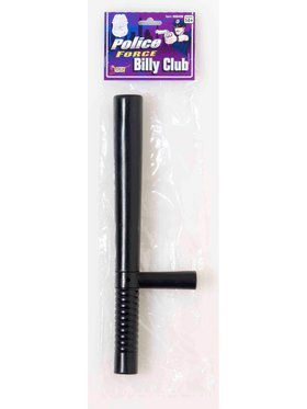 Police Force Billy Club Accessory
