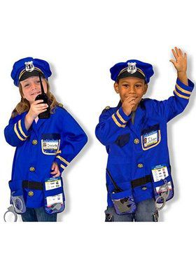 Swat team child costume wholesale police boys costumes - Police officer child costume ...