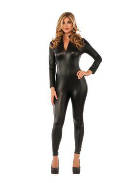 Polyester Jumpsuit Adult Costume