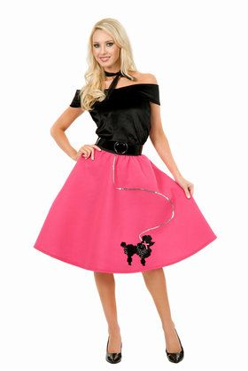 Poodle Skirt Adult