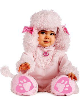 Poodles of Fun Costume for Infants