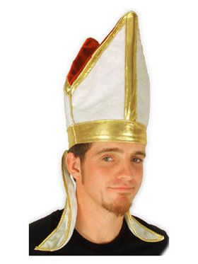 Pope Hat Adult