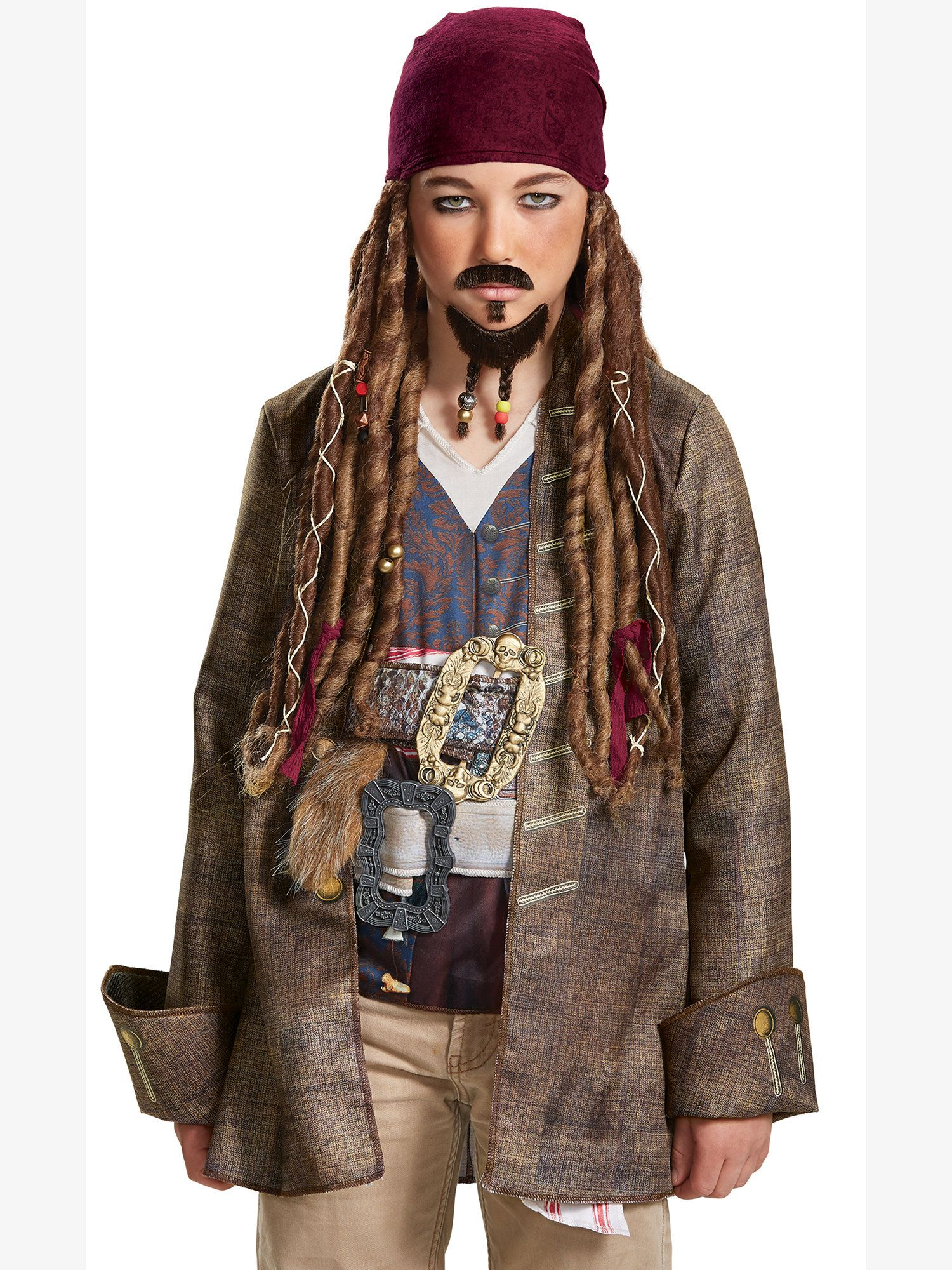 potc5 goatee & mustache - - costume accessories for 2018 | wholesale
