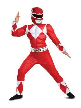 adults costumes Power ranger real for