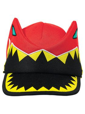 Power Rangers Ninja Steel Deluxe Hat for Boys