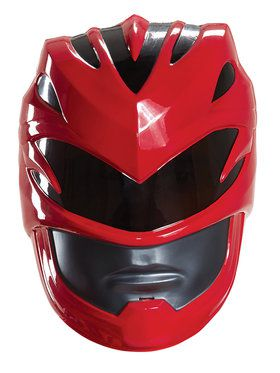 Power Rangers: Red Ranger Adult Helmet