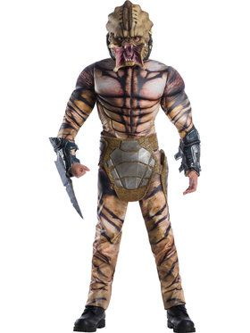 Predator Deluxe Costume for Children