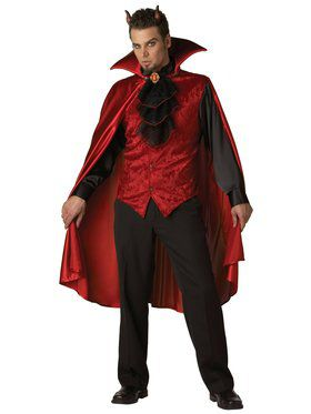 Premier Dashing Devil Adult Costume